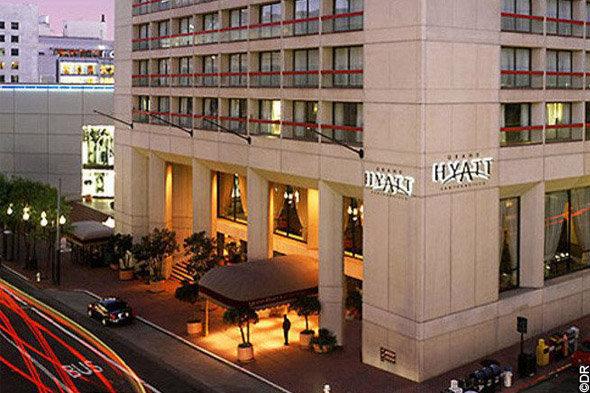 Women's Murder Club : l'hôtel Grand Hyatt, lieu du premier double homicide