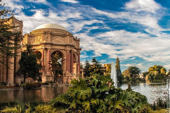 Women's Murder Club : le Palace of Fine Arts de San Francisco, lieu du dénouement de l'enquête...