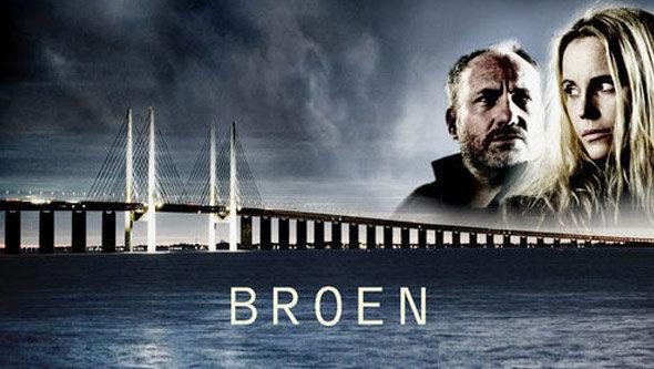 La série suédo-danoise à succès Bron/Broen de Hans Rosenfeldt