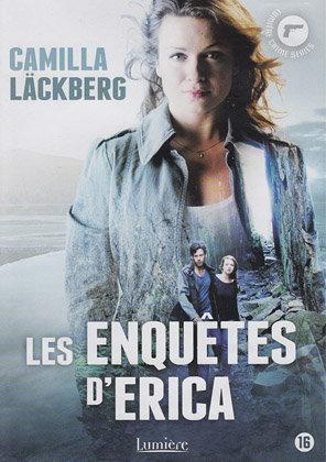 Séries suédoises : Les Enquêtes d'Erica, d'après Camilla Läckberg