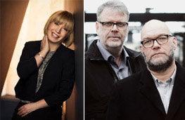 Séries suédoises : l'auteur Kristina Ohlsson et le scénariste-écrivain Hans Rosenfeldt racontent