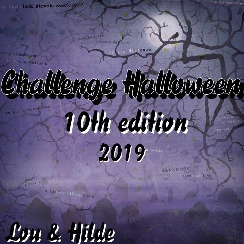 Challenge Halloween 2019 avec Lou & Hilde