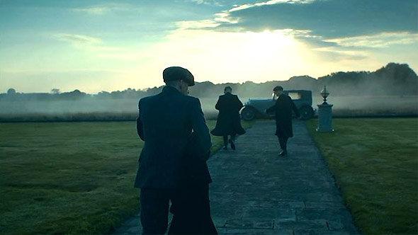 Citations Peaky Blinders Saison 3 : les frères Shelby quittent le cottage des Russes au petit matin...
