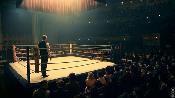 Citations Peaky Blinders Saison 4 : le match de boxe