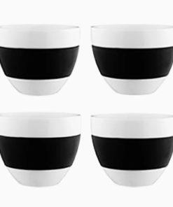 Bol à tapas ou tasses à espresso x4