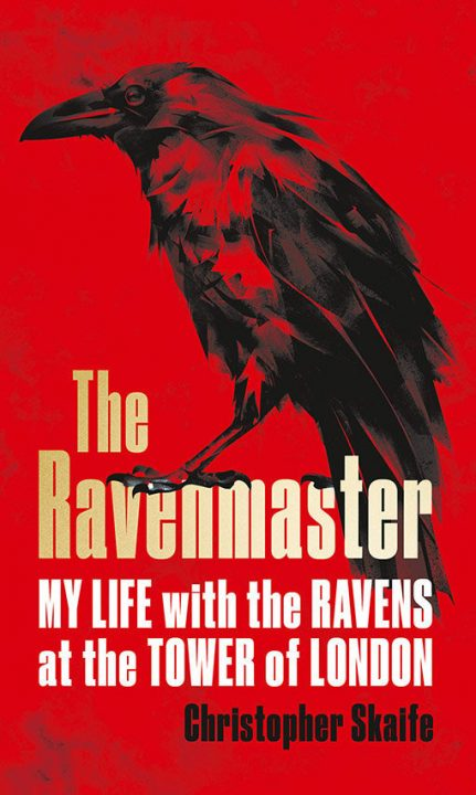 The Ravenmaster : My Life with the Ravens at the Tower of London (titre du livre)