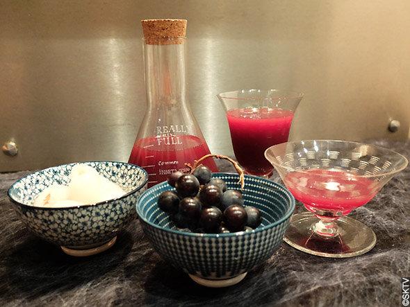 Cocktail aux yeux délicieux : la recette halloween facile