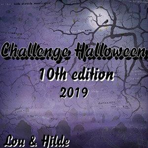 Challenge Halloween 2019 10 ans
