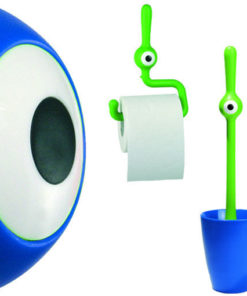 Accessoires WC coordonnés marque KOZIOL