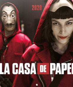 Calendriers séries télé 2020 : le calendrier de la série espagnole La Casa de Papel