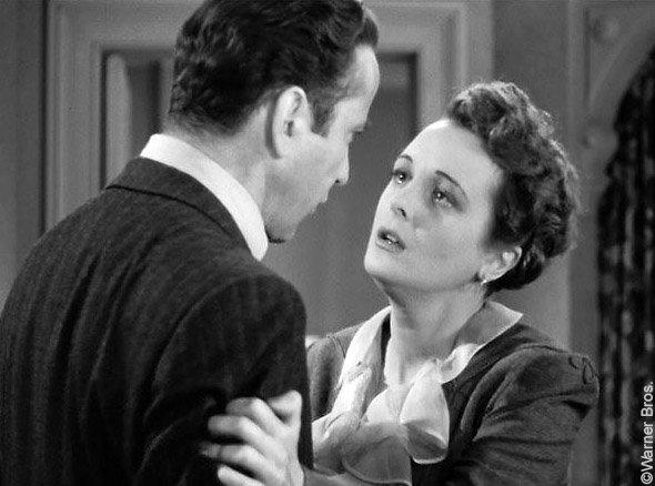 Le Faucon maltais, photo du film de John Huston : Mary Astor en femme fatale