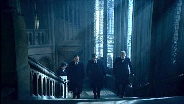 Citations Peaky Blinders Saison 5 : le gang à Westminster !