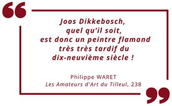 Les Amateurs d'Art du Tilleul : citation encadrée