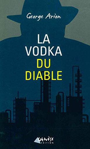 La Vodka du Diable : première de couverture, éditions Genèse