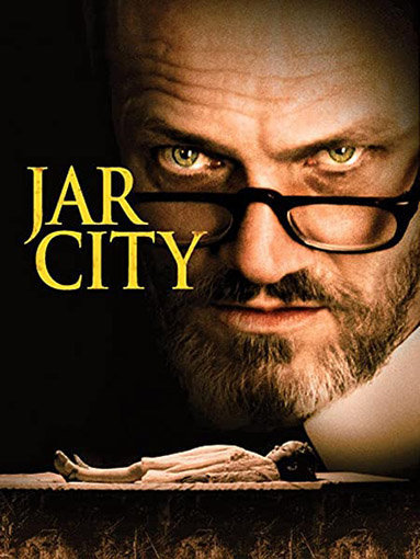 Jar City : affiche du film de Baltasar Kormakur