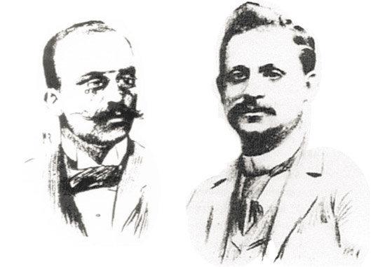 Les Rouleurs de Barbieux : portraits de Maurice Perez et Théo Vienne, promoteurs du cyclisme à Roubaix