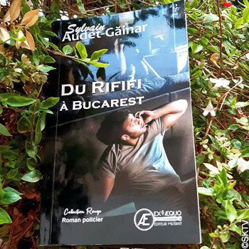 Du Rifi à Bucarest : photo du livre en situation
