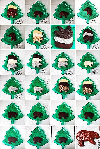 Shortbreads glacés : une recette de biscuit pour 9 glaçages différents !