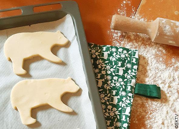 Shortbreads glacés : prêts à enfourner !